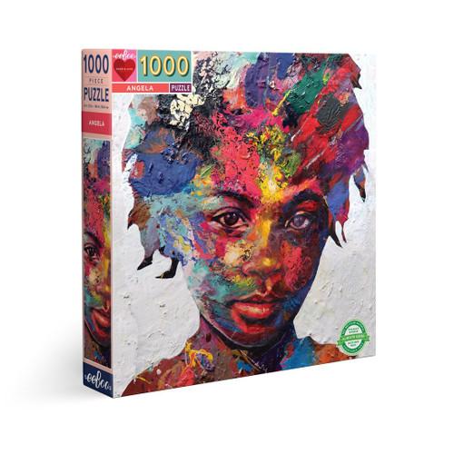 Angela 1000 Piece Puzzle x 3