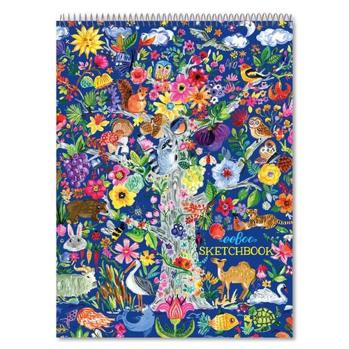 Tree of Life 12 Sketchbook