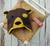 Blade Rose Big Brown Bear Hat