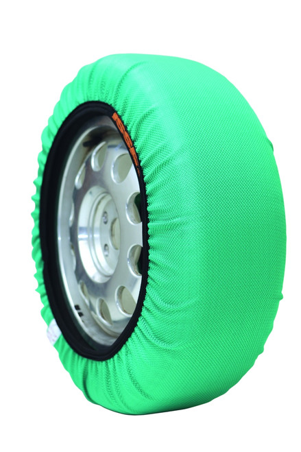 ISSE ECO-66 Snow Sock 215/45-18 215/50-18 225/45-18 235/40-18 235/45-18 245/40-18 245/45-18 225/65-15 255/60-15 275/50-15 255/40-19 265/30-19