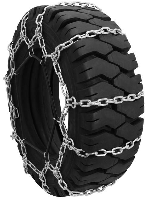Grizzlar GTU-107 Square Rod Forklift chain 7.50-10, 23x9-15, 25x7.5-15, 25x8.5-14SS