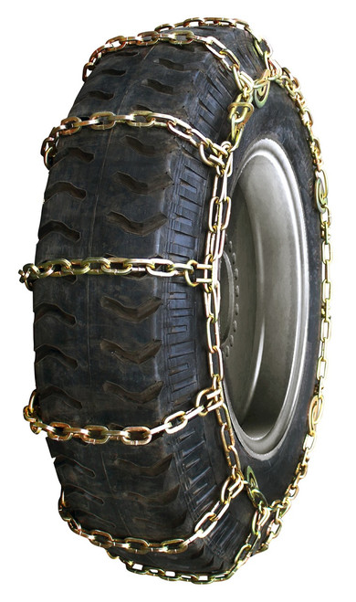 GSL-2155 Alloy Truck Square Rod Tire Chains 11.00-22 12.00-20 12.75-22.5 12-24.5 12.5-22.5 12.5-24.5 13/80-20 14/80-20 305/75-24.5 305/85-22.5 315/80-22.5 315/75-24.5
