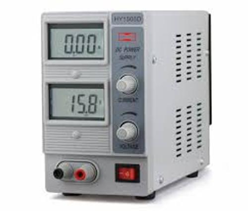 Electroforming Rectifier - Mastech HY1503D