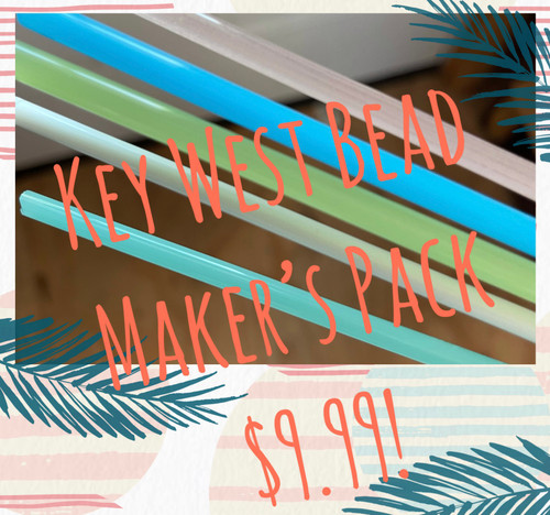 Mini Bead Makers Pack - Key West Pack