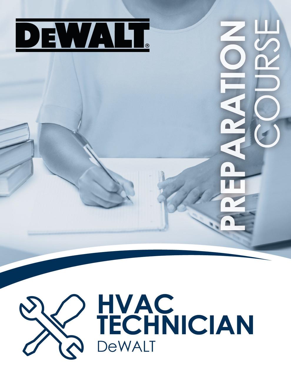 DeWalt HVAC Technician Certification Preparation - PSI