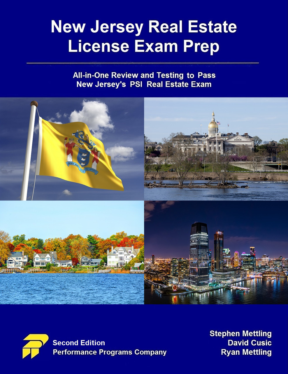 New Jersey Real Estate License Exam Prep 2nd Edition Pdf Version Psi Online Store