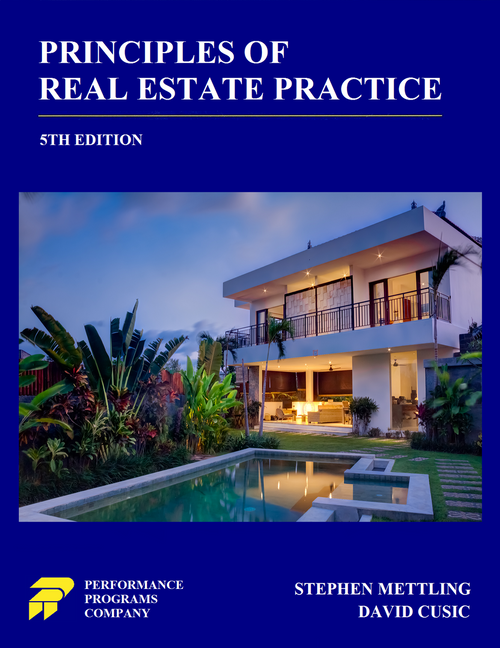 Principles of Real Estate Practice 5th Edition - ebook (PDF