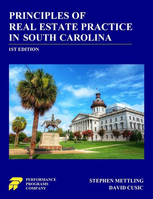 South Carolina Real Estate License Exam Prep - PSI Online Store