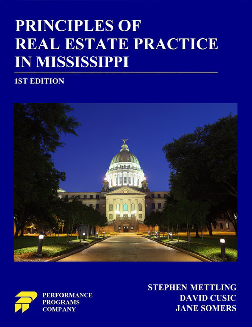 Principles of Real Estate Practice in Indiana - PDF version