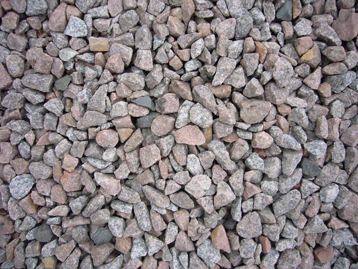 Bulk Bag Silver Granite Mixed