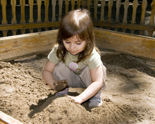 Bulk Bag Play Sand