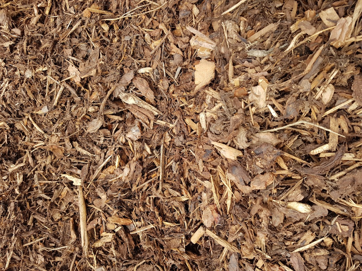 Bulk Bag Medium Grade Bark