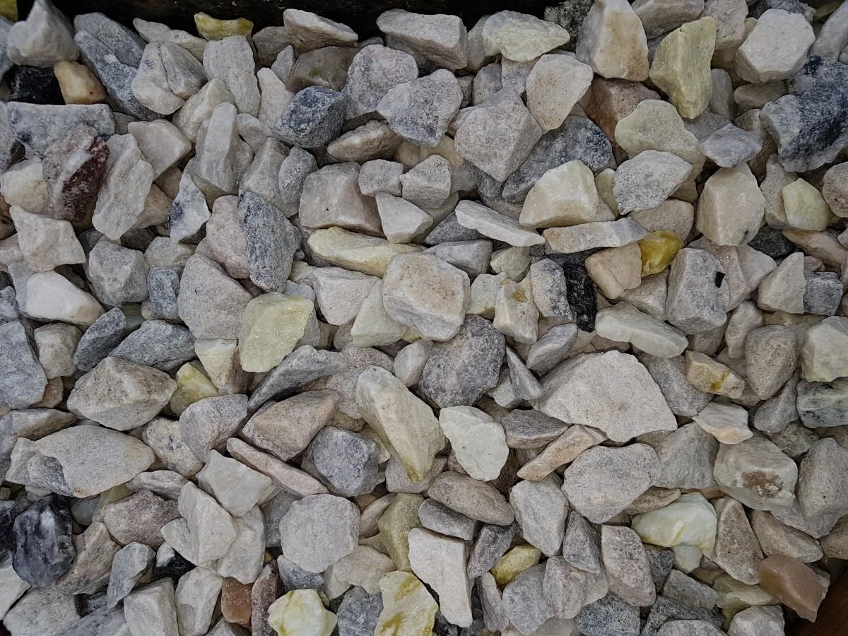 Bulk Bag Grampian Marble