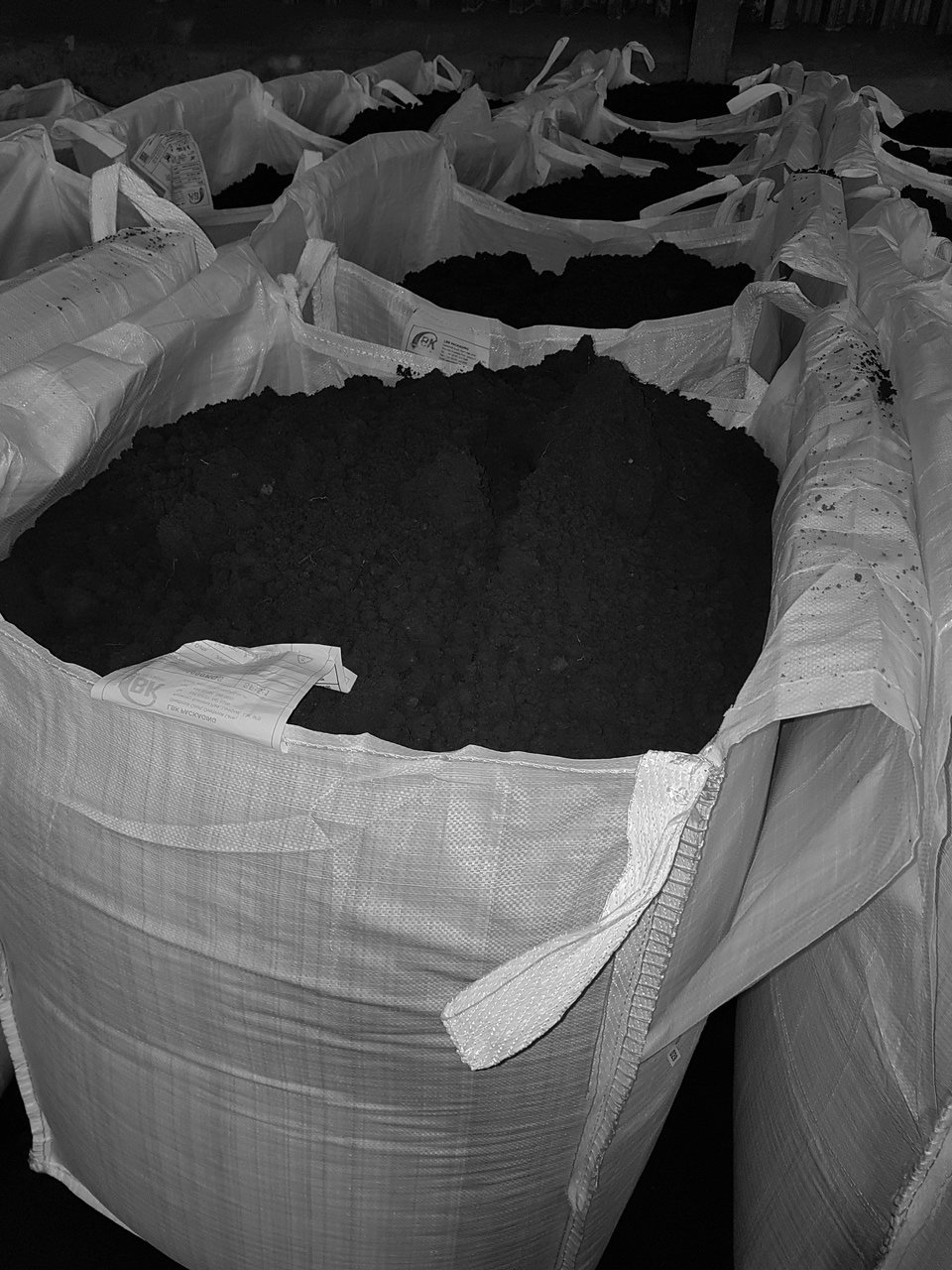 Bulk Bag 'As Dug' Top Soil