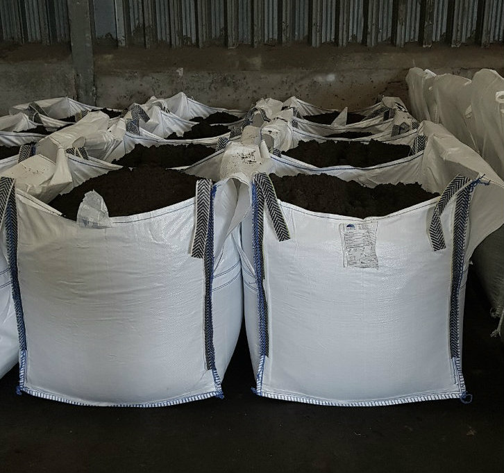 Half Bulk Bag 'As Dug' Top Soil