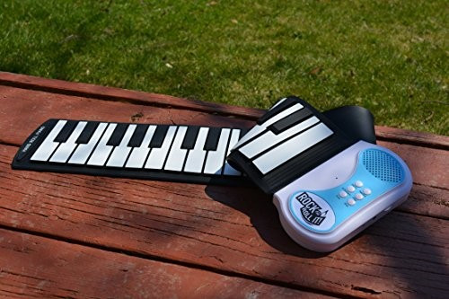 Rock And Roll It Piano- White Keys