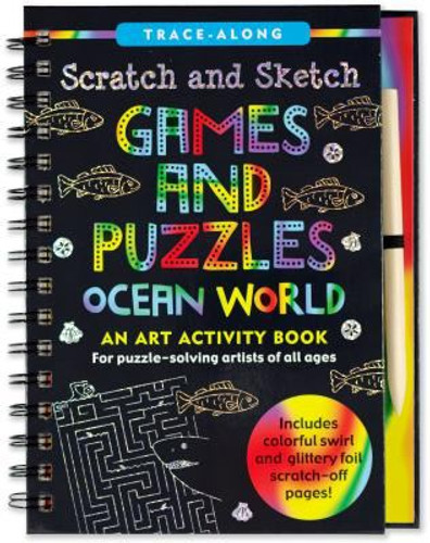 Scratch & Sketch - Games and Puzzles