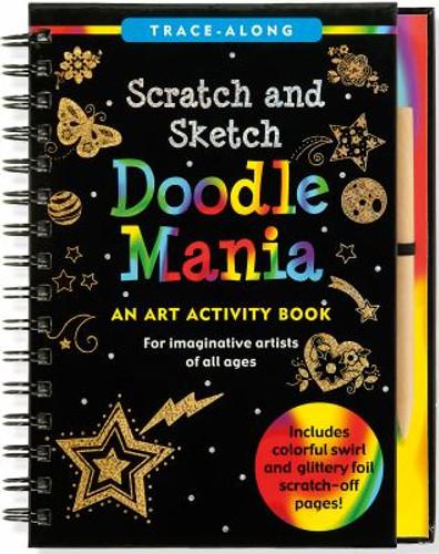 Scratch & Sketch - Doodle Mania