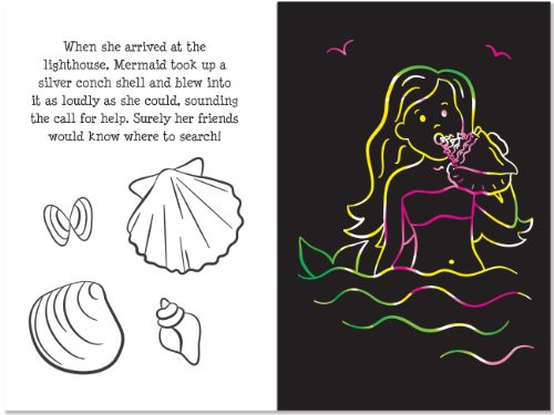 Scratch & Sketch - Mermaid Adventure