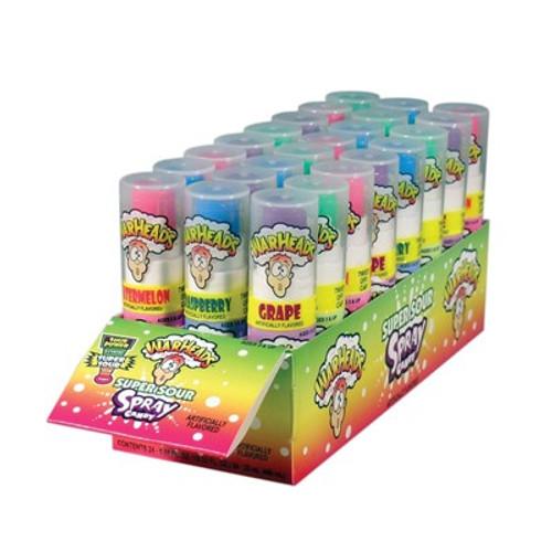 Mega Warheads Sour Spray