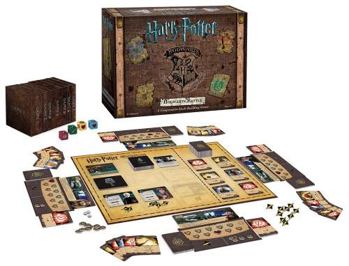 Harry Potter Deck Building Game (Age 11+)