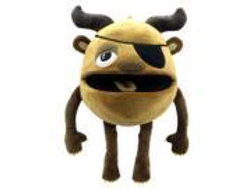 Baby Monster - Brown - Puppet