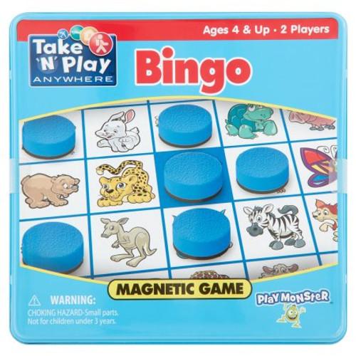 Take 'N' Play Bingo