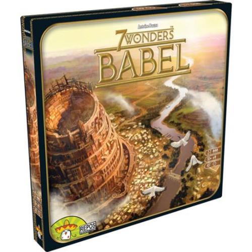7 Wonders - Babel Expansion