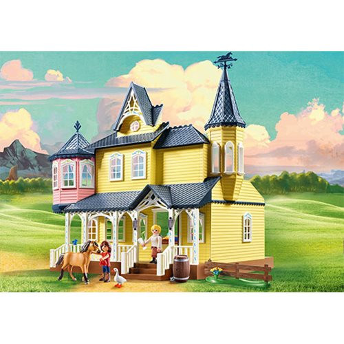 Playmobil - Lucky's Happy Home