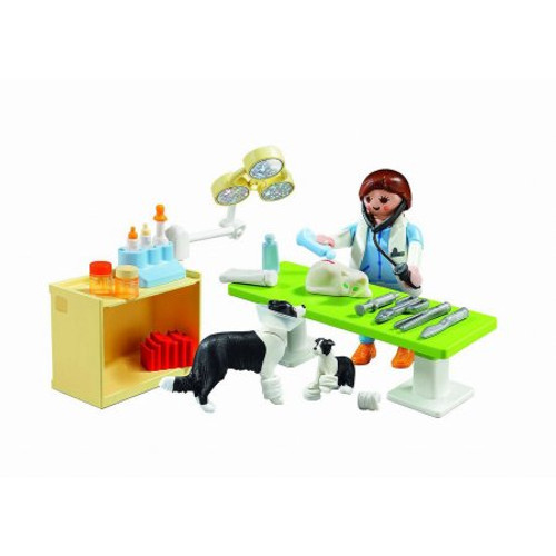 Playmobil Carry Case - Vet Visit
