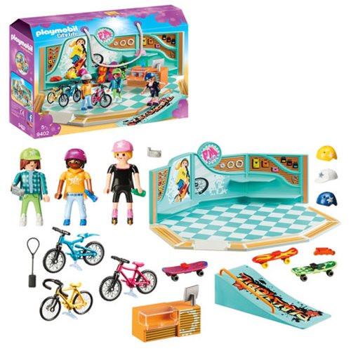 Playmobil - Bike and Skate Shop