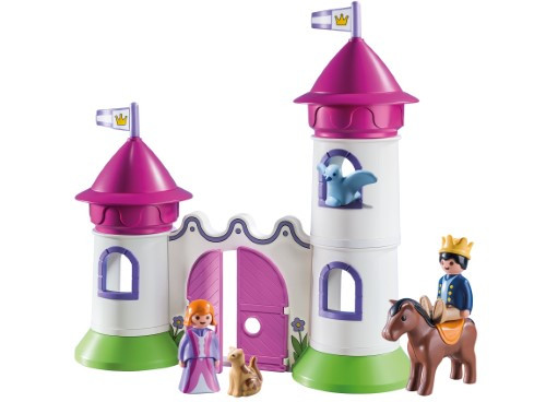 Playmobil - Castle with Stackable Towers