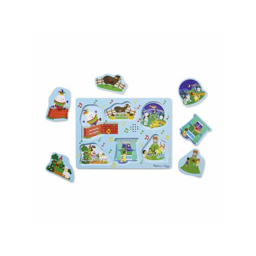 Nursery Rhymes 2 - Sound Puzzle