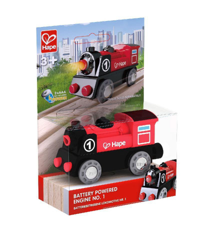 Battery Powered Engine No.1