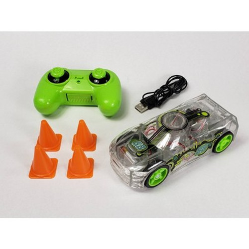 Marble Racer RC Green