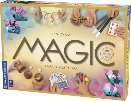Magic Tricks - Gold Edition