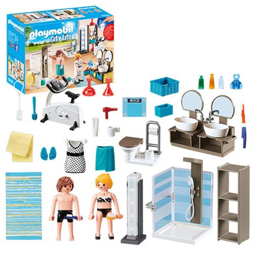Playmobil - Bathroom