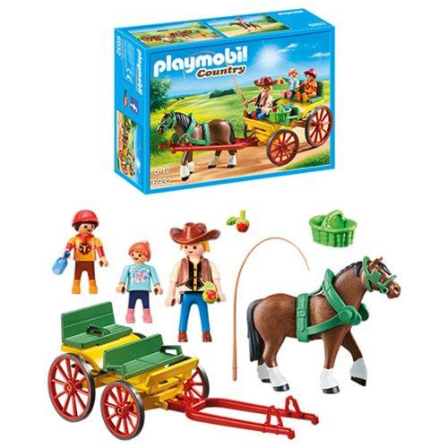 Playmobil - Horse Drawn Wagon