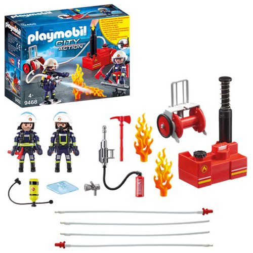 Playmobil 9463 - Fire Ladder Unit