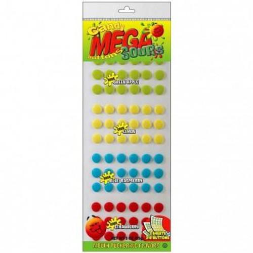 Sour Mega Buttons