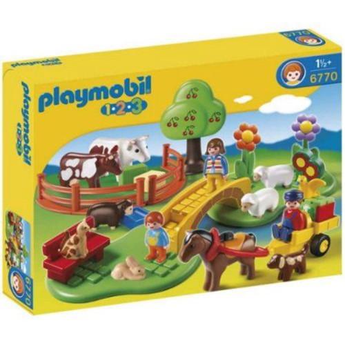 Playmobil 123 - Countryside