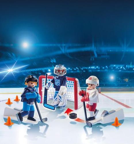Playmobil - NHL Shootout Carry Case