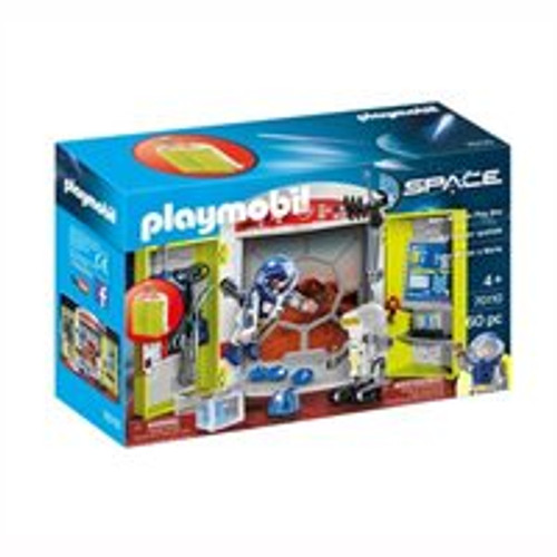 Playmobil - Mars Mission Play Box