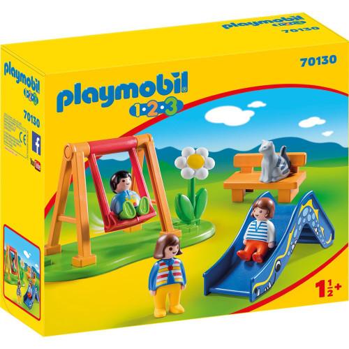 Playmobil 123 - Children's Playground