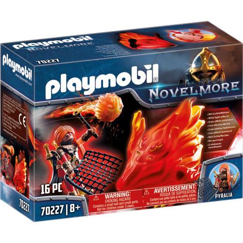 Playmobil - Burnham Raiders Spirit Of Fire