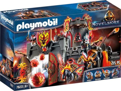 Playmobil - Burnham Raiders Fortress