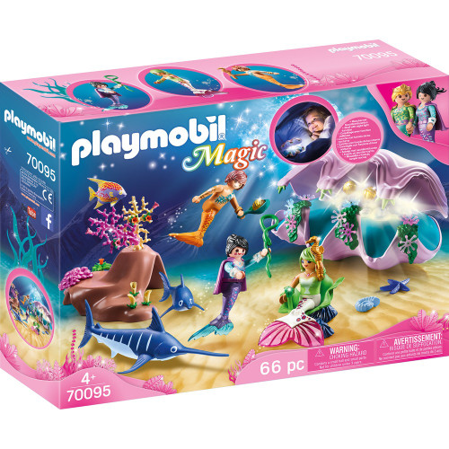 Playmobil - Pearl Shell Nightlight