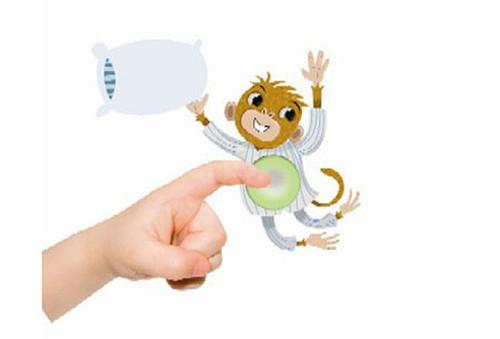 Poke-A-Dot - 10 Little Monkeys
