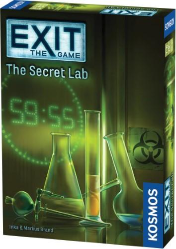 Exit - The Secret Lab (Age 12+)