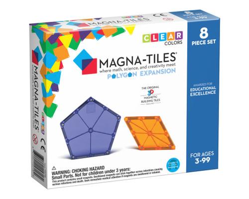 Magnatiles Polygons (8 Pieces)
